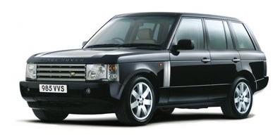 New Range Rover >> Web Rover